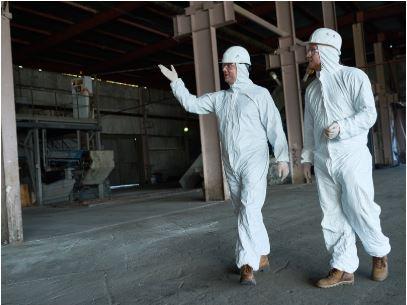 asbestos removal victoria bc